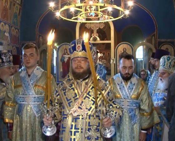 Nadzwyczajne uroczystości w prawosławnej cerkwi w Sokołowsku