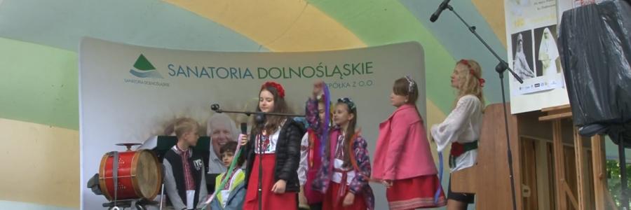 """""""Biała Lilia"""" pierwszy, ale nie ostatni festyn na terenie Domu św. Elżbiety w Sokołowsku"""