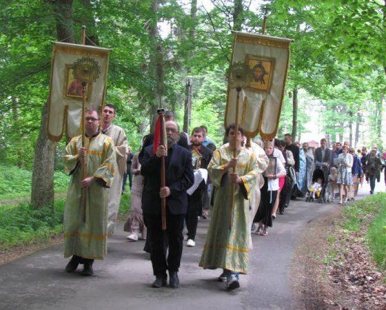 Cudowne ikony odwiedzą Sokołowsko