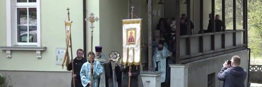 Przeniesienie Ikony Św. Bogurodzicy do Cerkwi w Sokołowsku